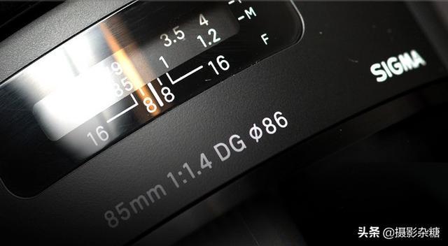 适马85mmf/1.4镜头拍人像如何?