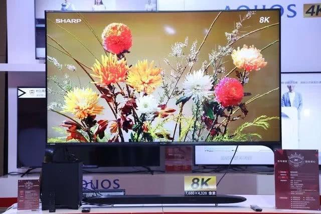 8K电视相比4K电视有多大提升?