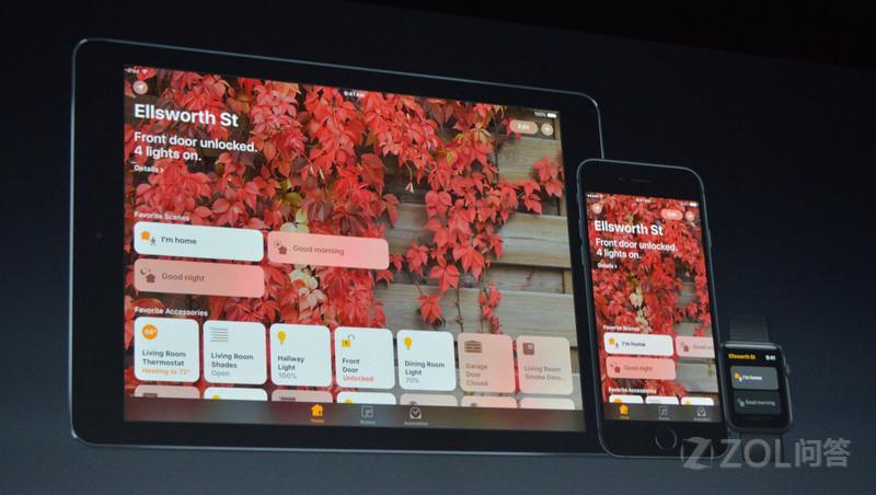 IOS10都有什么更新?
