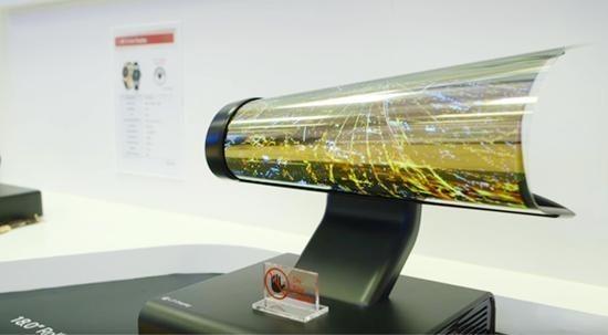 折叠OLED电视值不值得买?