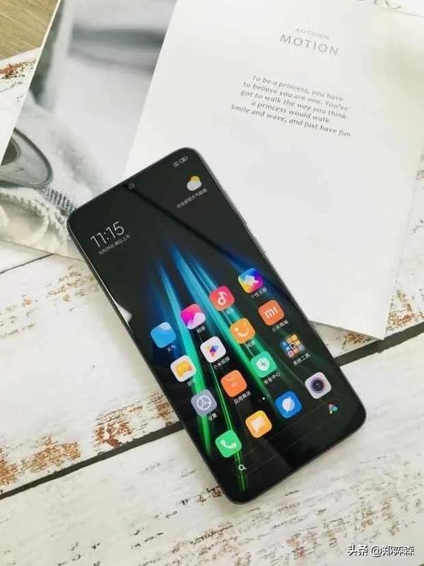 小米cc9e手机怎么样?