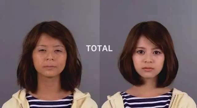 韩国女人靠整容 日本女人靠化妆 中国女人靠美颜相机 这是真的么?