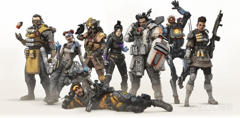 《Apex英雄》为什么能迅速在国内游戏市场走红?