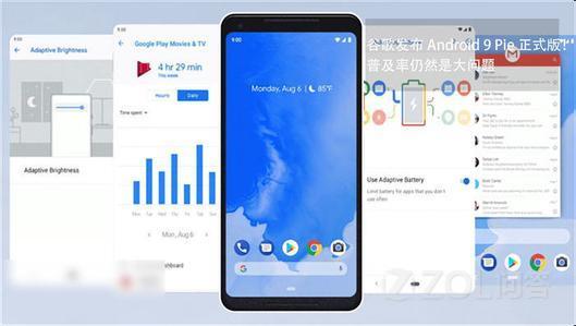 Android9.0都有哪些提升?值得升级么?