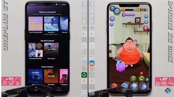 10GB安卓机流畅度不如iPhone?
