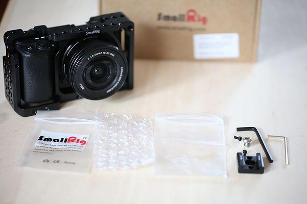 用单反微单拍开箱视频,需要哪些拍摄器材?
