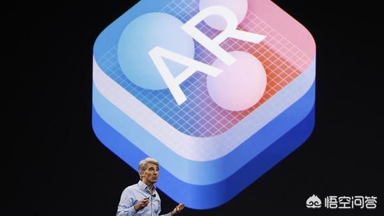 苹果在推动AR技术方面有什么贡献?