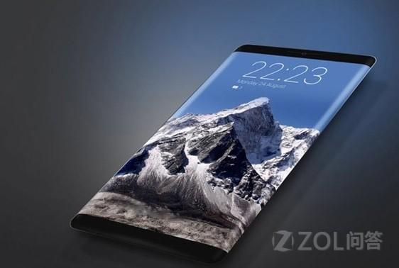 三星明年要出真正全面屏手机?和现在的全面屏手机有什么区别?