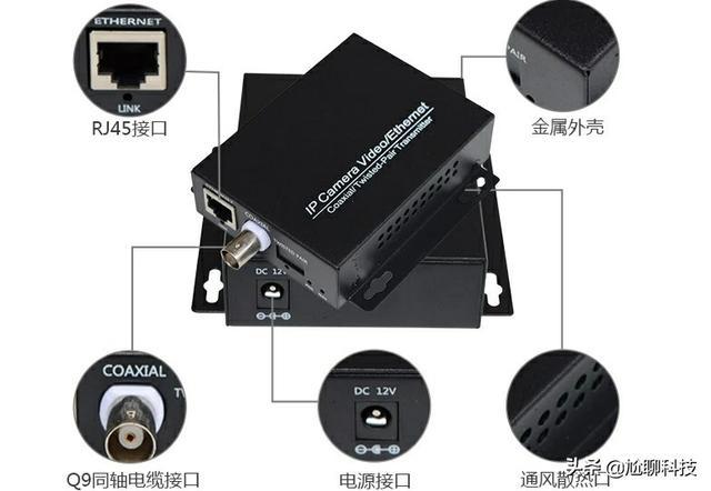 模拟监控更换高清摄像机布线,传输如何变得简单,不浪费?