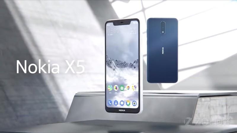 诺基亚X5什么时候上市 诺基亚X5拍照好么 诺基亚X5是什么处理器