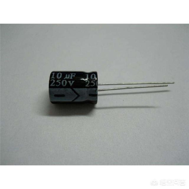 100v10uF的电容能用250v10uF代替吗?
