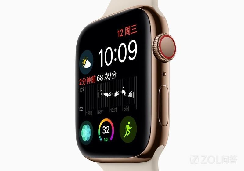 为何Apple Watch普及率比较低?