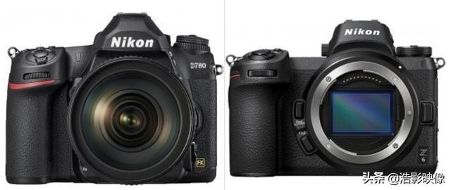 不考虑原有f镜头,尼康z6和d780选哪个,考虑真实的操作手感,比如z6加长焦镜头会不会头重脚轻?