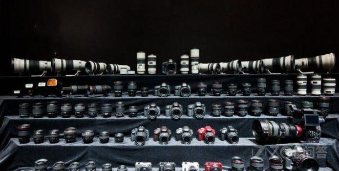你在摄影上一共花了多少钱?