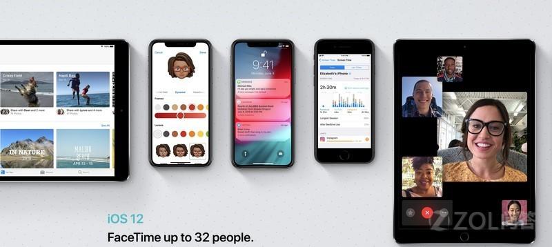 iOS12都有哪些变化?iOS12值得升级么?
