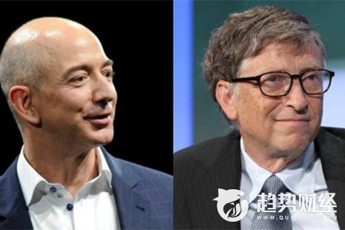 贝佐斯超越比尔盖茨成为全球首富,中国有可能诞生全球首富吗?你觉得会是谁?