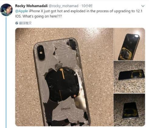 新iPhone多起自燃事件都是巧合吗?