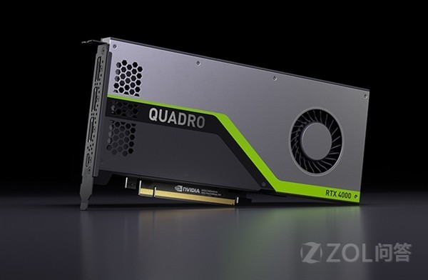 NVIDIA发布的新专业图形卡比RTX 2070贵一倍?