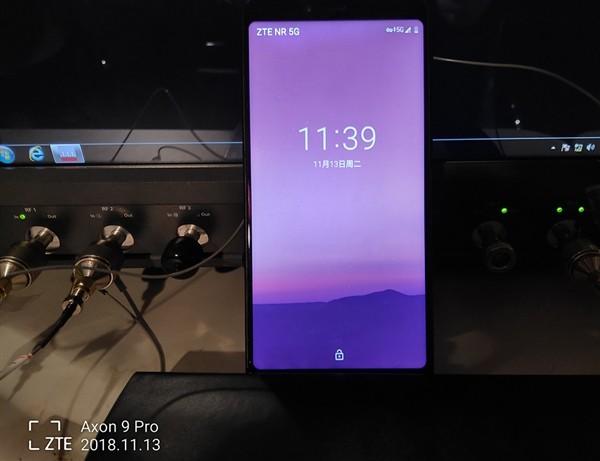 中兴现在已经制造出5G手机了么?