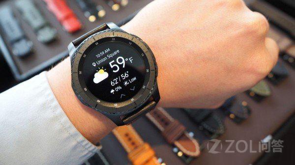 Gear S3支持Samsung Pay吗?