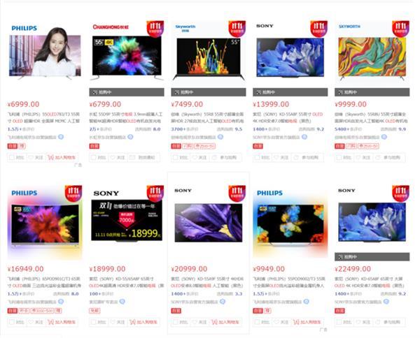 加钱上OLED还是买液晶电视?