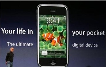 为什么所有苹果产品的广告上时间显示的都是上午9:41?