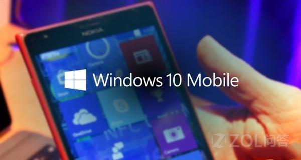 512M内存手机能升级Win10吗?
