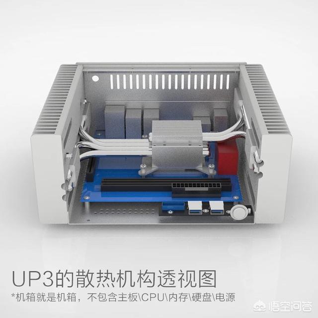 可不可以把电脑机箱做成绝对密封的?