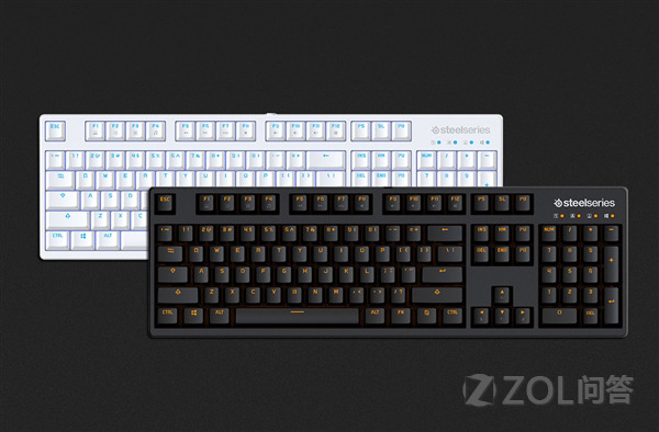 赛睿APEX M260机械键盘怎么样?