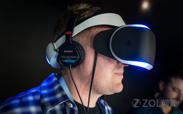 索尼PS VR国行版什么时候开卖?