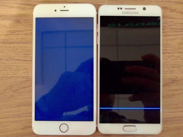 LCD屏和OLED屏,有什么区别?