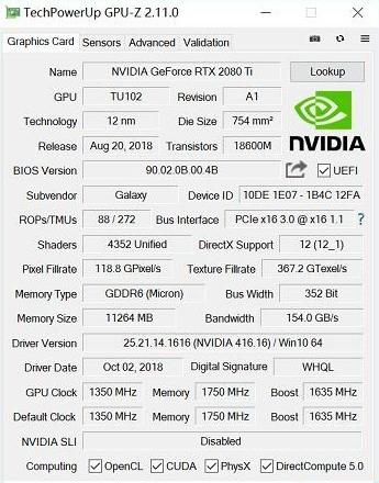 如何评价RTX 2080 Ti?