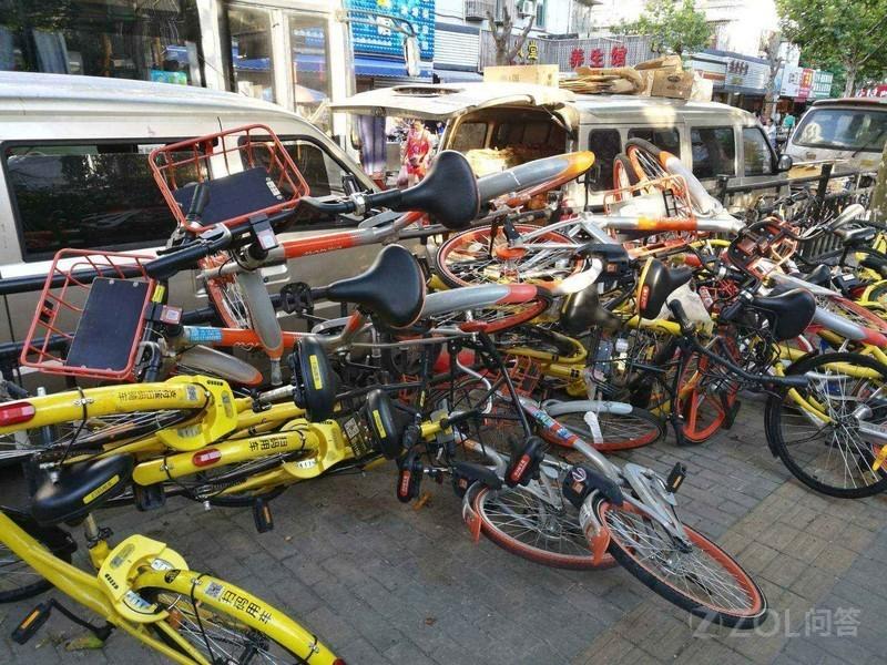 我们生活已经离不开共享单车了么?