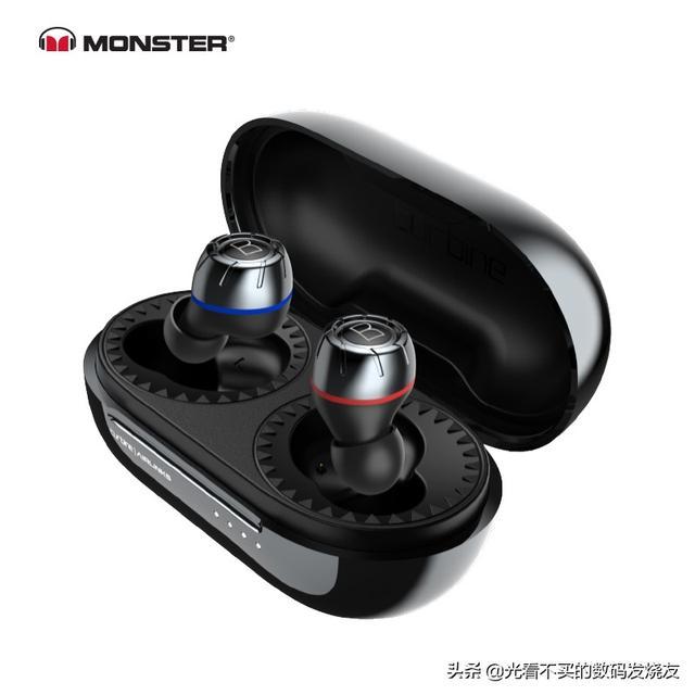 魔声(Monster) Turbine Airlinks涡轮真无线蓝牙运动降噪耳机怎么样?