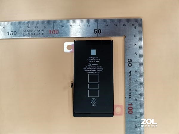iPhone 12 Max电池容量仅2815m?