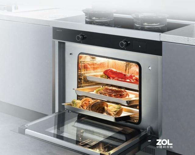 蒸烤一体机现在安装的家庭多吗