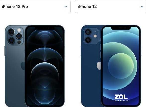 iPhone 12和iPhone 12 Pro差别在哪?