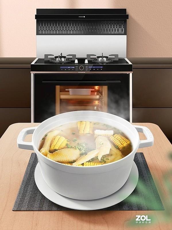 开放式厨房适不适合安装集成灶?