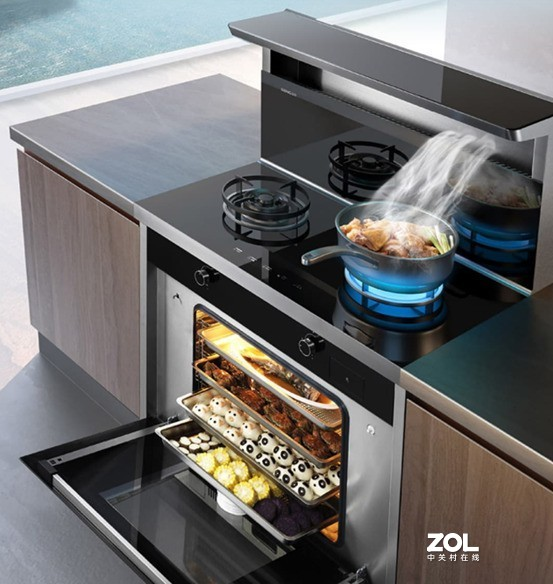 集成灶带蒸箱和蒸烤一体的哪个实用